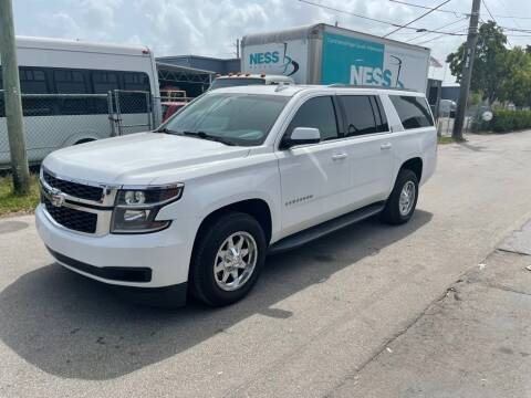 2017 Chevrolet Suburban for sale at YID Auto Sales in Hollywood FL