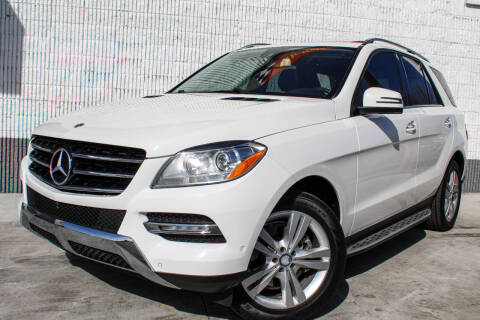 2014 Mercedes-Benz M-Class for sale at ALIC MOTORS in Boise ID