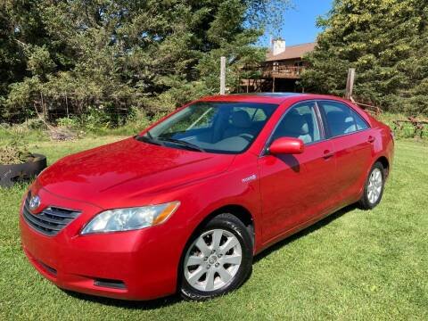 2009 Toyota Camry Hybrid for sale at K2 Autos in Holland MI