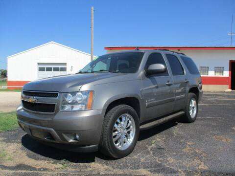 2009 Chevrolet Tahoe for sale at Sunrise Auto Sales in Liberal KS