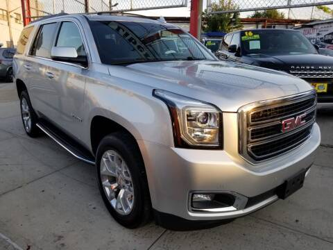2017 GMC Yukon for sale at LIBERTY AUTOLAND INC - LIBERTY AUTOLAND II INC in Queens Villiage NY
