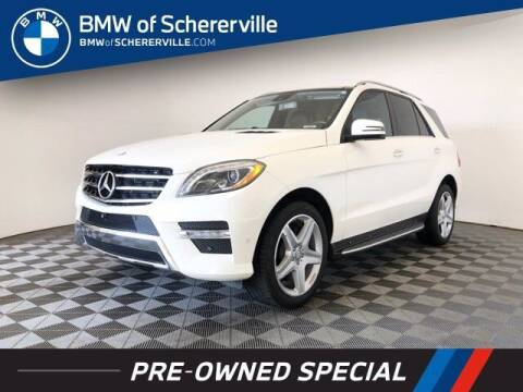2014 Mercedes-Benz M-Class for sale at BMW of Schererville in Shererville IN