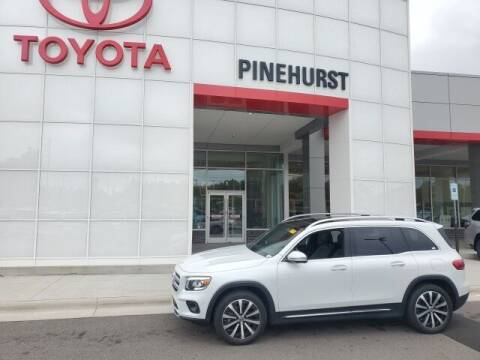 2020 Mercedes-Benz GLB for sale at PHIL SMITH AUTOMOTIVE GROUP - Pinehurst Toyota Hyundai in Southern Pines NC
