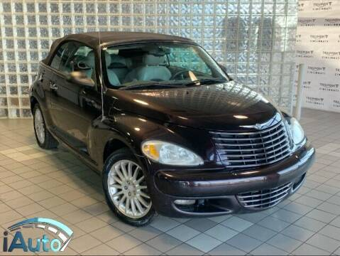 2005 Chrysler PT Cruiser for sale at iAuto in Cincinnati OH
