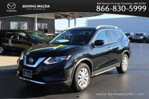 2020 Nissan Rogue for sale at Bening Mazda in Cape Girardeau MO