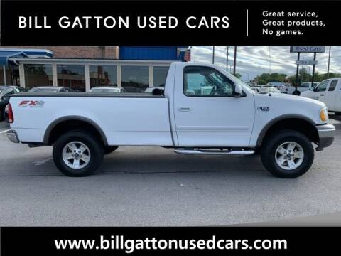 2003 Ford F-150 for sale at Bill Gatton Used Cars in Johnson City TN