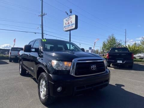 2011 Toyota Tundra for sale at S&S Best Auto Sales LLC in Auburn WA