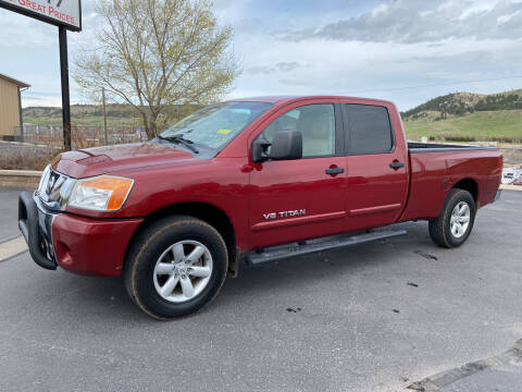 2008 Nissan Titan for sale at Big Deal Auto Sales in Rapid City SD