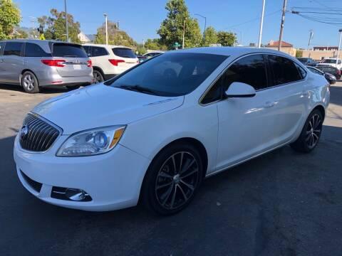 2017 Buick Verano for sale at EKE Motorsports Inc. in El Cerrito CA