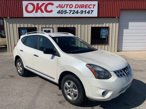2015 Nissan Rogue Select for sale at OKC Auto Direct in Oklahoma City OK