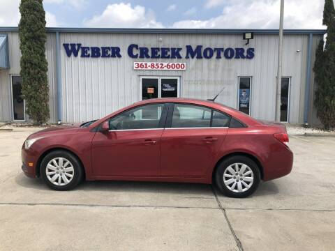 2011 Chevrolet Cruze for sale at Weber Creek Motors in Corpus Christi TX