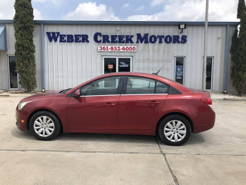 2011 Chevrolet Cruze for sale at Weber Creek Motors in Corpus Christi TX