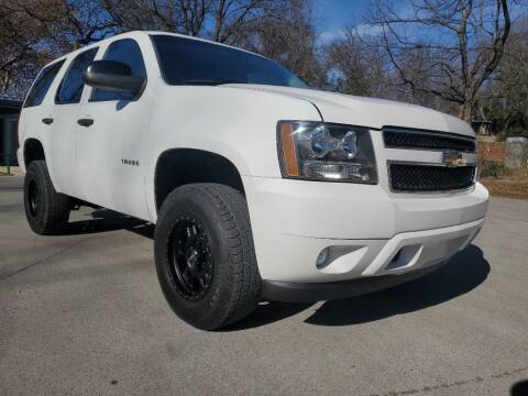 2010 Chevrolet Tahoe for sale at Thornhill Motor Company in Lake Worth TX