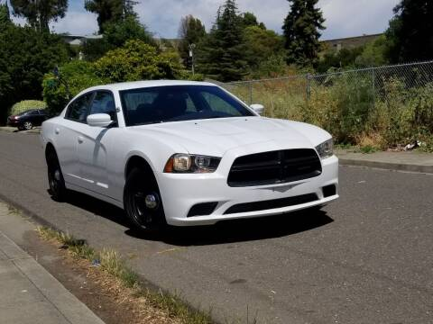 2012 Dodge Charger for sale at Gateway Motors in Hayward CA