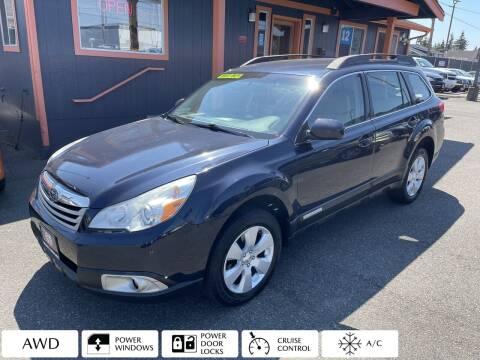 2012 Subaru Outback for sale at Sabeti Motors in Tacoma WA
