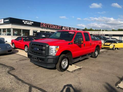 2015 Ford F-250 Super Duty for sale at DriveSmart Auto Sales in West Chester OH