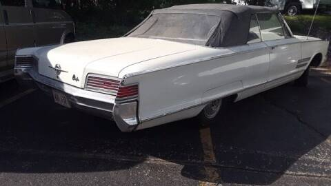 1966 Chrysler 300 for sale at Naperville Auto Haus Classic Cars in Naperville IL