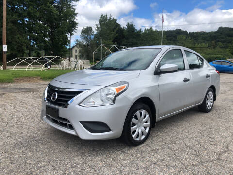 2016 Nissan Versa for sale at Used Cars 4 You in Carmel NY