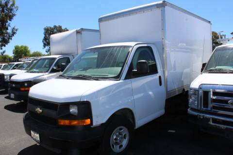 2014 Chevrolet Express Cutaway for sale at CA Lease Returns in Livermore CA