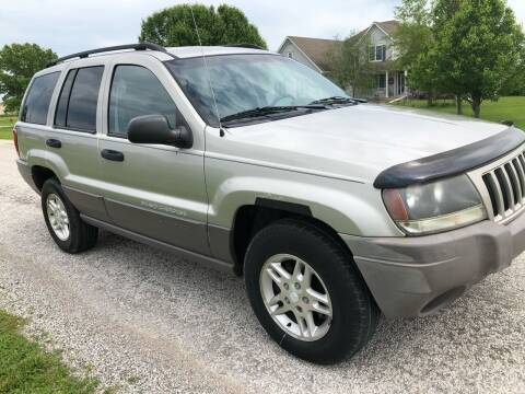 2004 Jeep Grand Cherokee for sale at Nice Cars in Pleasant Hill MO