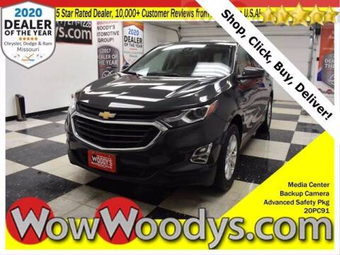 2020 Chevrolet Equinox for sale at WOODY'S AUTOMOTIVE GROUP in Chillicothe MO