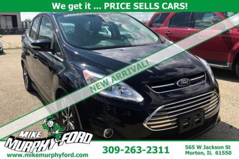 2017 Ford C-MAX Energi for sale at Mike Murphy Ford in Morton IL