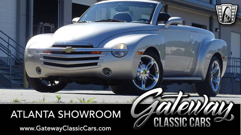 2005 Chevrolet SSR for sale in Alpharetta, GA