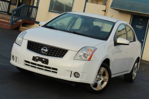 2008 Nissan Sentra for sale at Dynamics Auto Sale in Highland IN