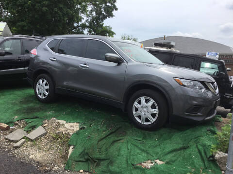 2015 Nissan Rogue for sale at Drive Deleon in Yonkers NY