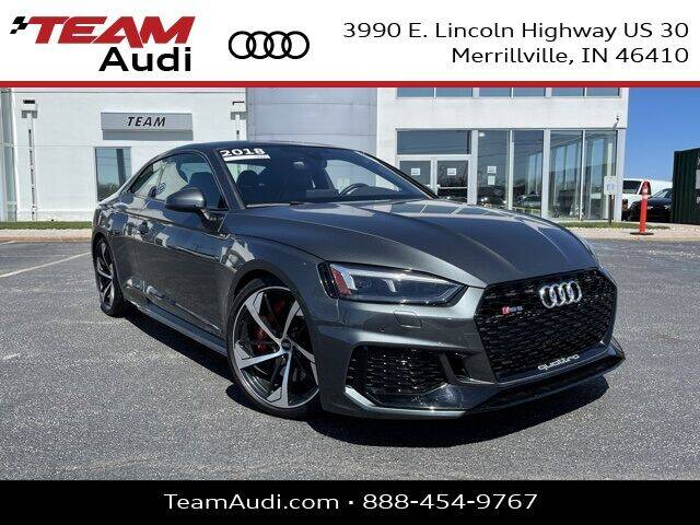 2018 Audi RS 5 for sale in Merrillville, IN