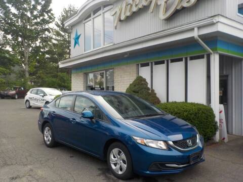 2013 Honda Civic for sale at Nicky D's in Easthampton MA