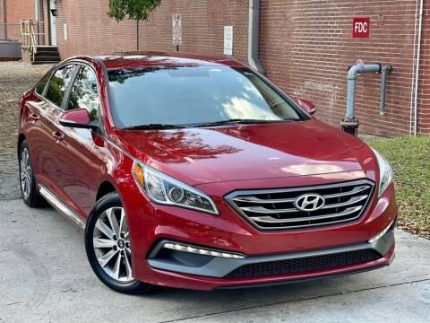 2015 Hyundai Sonata for sale at Unique Motors of Tampa in Tampa FL