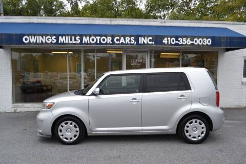 2008 Scion xB for sale at Owings Mills Motor Cars in Owings Mills MD