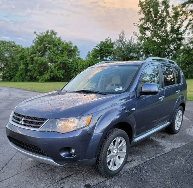 2009 Mitsubishi Outlander for sale in Rochester, NY