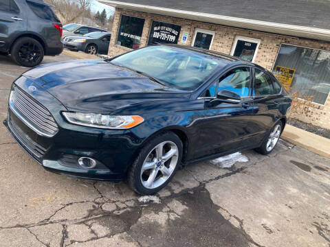 2014 Ford Fusion for sale at Imlay City Auto Sales LLC. in Imlay City MI