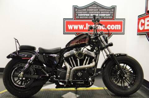 2015 Harley-Davidson SPORTSTER 48 for sale at Certified Motor Company in Las Vegas NV