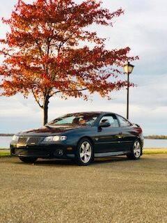 2004 Pontiac GTO for sale at Classic Car Deals in Cadillac MI