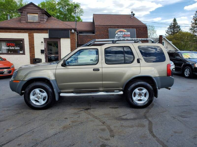 2002 Nissan Xterra for sale in Youngstown, OH