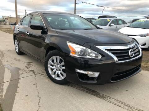2013 Nissan Altima for sale at Wyss Auto in Oak Creek WI