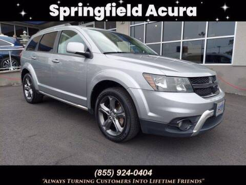 2016 Dodge Journey for sale at SPRINGFIELD ACURA in Springfield NJ