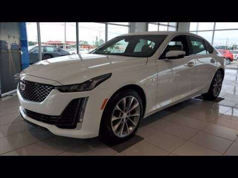 2020 Cadillac CT5 for sale at Herman Jenkins Used Cars in Union City TN