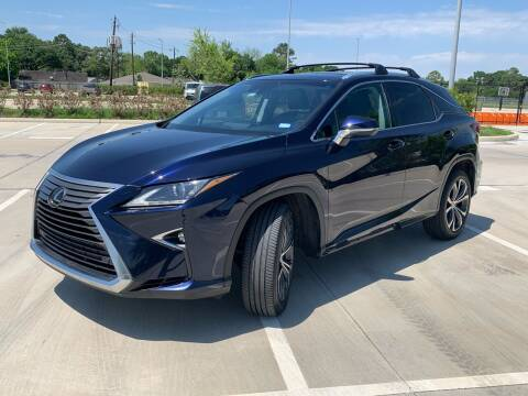 2016 Lexus RX 350 for sale at ABS Motorsports in Houston TX