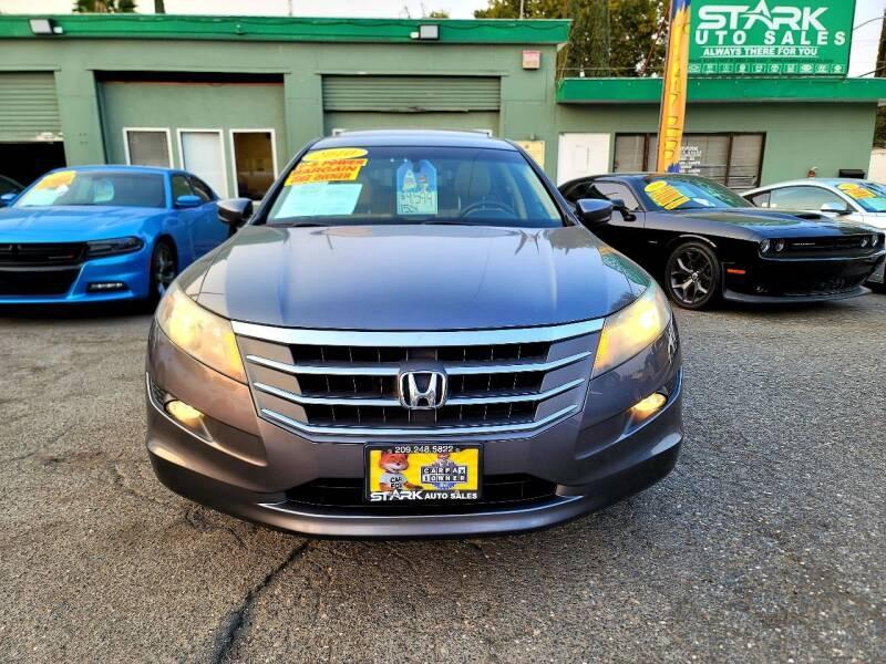 2010 Honda Accord Crosstour for sale at Stark Auto Sales in Modesto CA