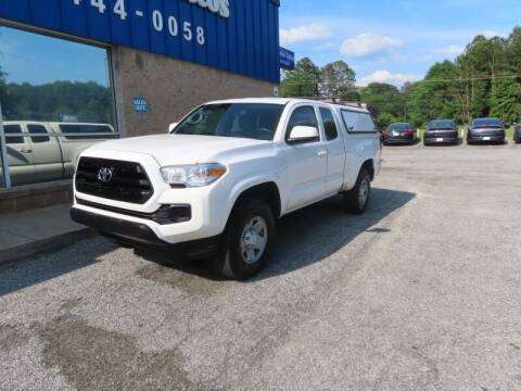 2017 Toyota Tacoma for sale at 1st Choice Autos in Smyrna GA
