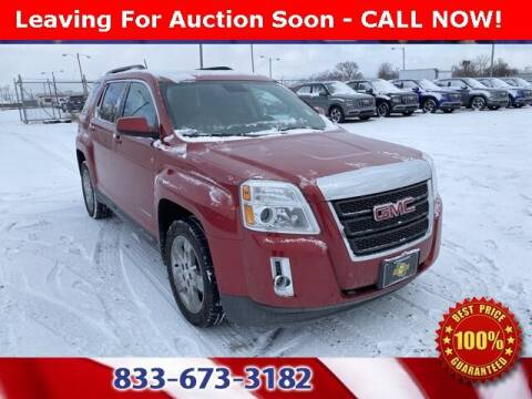 2013 GMC Terrain for sale at Glenbrook Dodge Chrysler Jeep Ram and Fiat in Fort Wayne IN