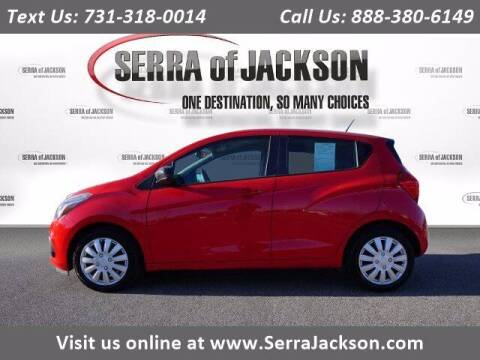 2016 Chevrolet Spark for sale at Serra Of Jackson in Jackson TN