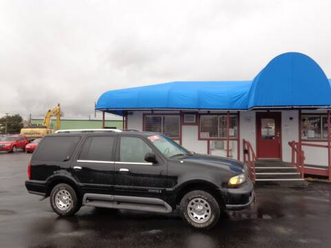 1998 Lincoln Navigator for sale at Jim's Cars by Priced-Rite Auto Sales in Missoula MT