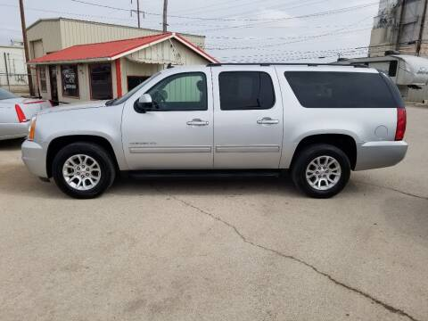 2011 GMC Yukon XL for sale at Key City Motors in Abilene TX