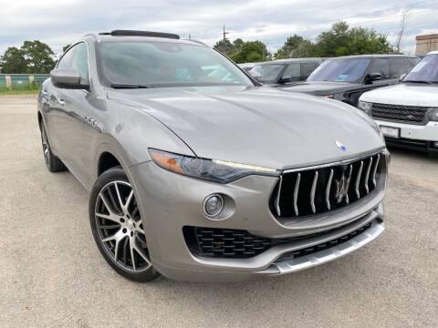 2018 Maserati Levante for sale at KAYALAR MOTORS in Houston TX