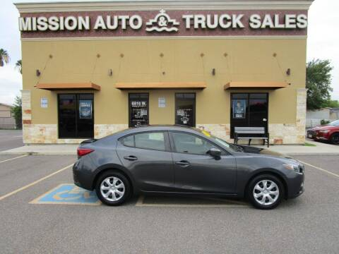 2015 Mazda MAZDA3 for sale at Mission Auto & Truck Sales, Inc. in Mission TX